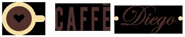 CaffèDiego Logo Orizzontale Orig